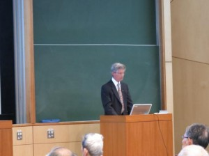 Prof. Jensen (University of  Washington, St. Louis)