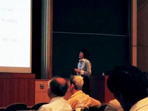 Prof. Makiko Tanaka (Tokyo Univ. of Science)
