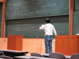 Prof. Nakajima (Kyoto Univ. RIMS)