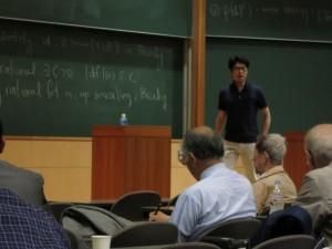 Prof. Shinichiro Matsuo (Osaka Univ)